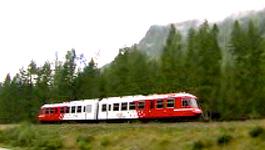 Rail Away - Frankrijk/genève-chamonix