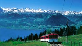 Rail Away - Zwitserland: Luzern - Rigi