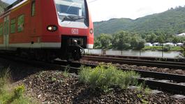 Rail Away - Duitsland: Moselstrecke En Moselweinbahn