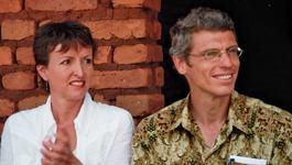 Onverwacht Bezoek - Walther In Tanzania
