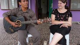 Onverwacht Bezoek - Onverwacht Bezoek Voor Wendy In Borneo