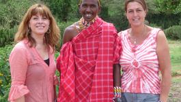 Onverwacht Bezoek - Onverwacht Bezoek Voor Miriam In Kenia