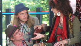 Elly En De Wiebelwagen - De Weg Kwijt - Mozes En De Rode Zee