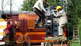 Elly En De Wiebelwagen - Niet Omvallen