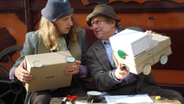 Elly En De Wiebelwagen - De Knutselwedstrijd