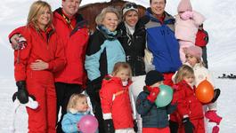 Blauw Bloed - Op Wintersport In Lech
