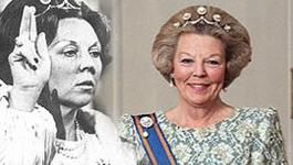 Blauw Bloed - 30-jarig Regeringsjubileum Koningin