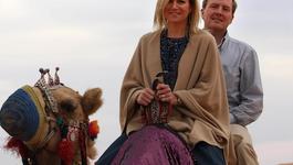 Blauw Bloed - Koningin Op Laatste Moment Niet Naar Oman