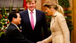 Blauw Bloed - Prinselijk Paar Op Officieel Bezoek In Vietnam