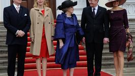 Blauw Bloed - Koningin Beatrix Op Staatsbezoek In Duitsland