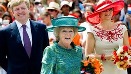 Blauw Bloed - Antilliaans Welkom Voor Koningin