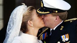 Blauw Bloed Willem-Alexander en Máxima 10 jaar getrouwd