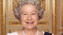 Blauw Bloed - Diamanten Jubileum Koningin Elizabeth