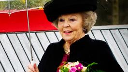 Blauw Bloed - Drukke Agenda Koningin Beatrix