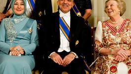 Blauw Bloed - 'koninklijk' Programma Staatsbezoek Turkije