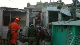Door De Wereld - De Kerk Op Haïti