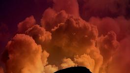 Door De Wereld - De Week Van De Vulkaanuitbarsting