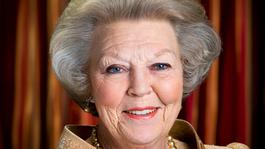 Blauw Bloed Eindsprint koningin Beatrix
