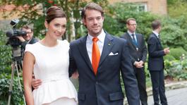 Blauw Bloed Huwelijk prins Félix en prinses Claire