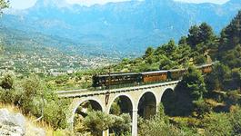 Rail Away - Spanje : Mallorca - Rail Away