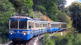 Rail Away - Zwitserland Disentis - Brig