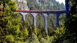 Rail Away - Zwitserland Gotthardbahn: Zurich - Chiasso