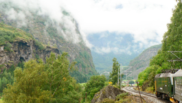 Rail Away - Noorwegen: Lillehammer-røros