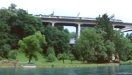 Rail Away - Zwitserland : Bls (bern -lotschberg-simplon)