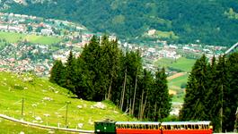 Rail Away - Zwitserland 1: Interlaken Schynige Platte - Rail Away