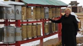 Erica Op Reis - Mongolië