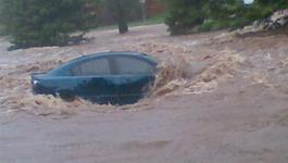 Door De Wereld - Australië Getroffen Door Watersnood