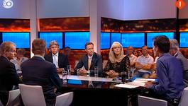 Knevel & Van Den Brink - Bart Nieuwenhuizen, Han Ten Broeke Vs. Harry Van Bommel, Marga Bult En Doekle Terpstra