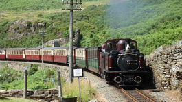 Rail Away - Groot-brittannië (wales): Caernarfon - Porthmadog - Blaenau Ffestiniog