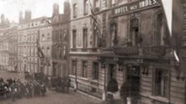 Hotel Des Indes, Logeren Op Stand - Hotel Des Indes