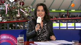 Nos Studio Sport - Nos Studio Sport: Schaatsen Olympisch Kwalificatie Toernooi