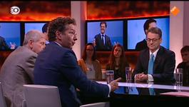 Knevel & Van Den Brink - Frits Barend, Jeroen Dijsselbloem, Faiza Oulahsen, Paul Van Geest
