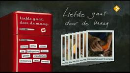Liefde Gaat Door De Maag - Vingerafdrukken In Het Deeg (oma's Appeltaart) - Liefde Gaat Door De Maag