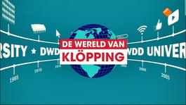 De Wereld Draait Door - Dwdd University Presenteert: De Wereld Van Klöpping 2.0