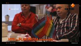 Onder elkaar Nijmeegse homo's - oud en in de kast