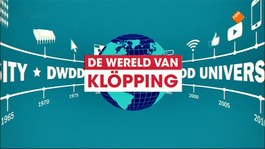 De Wereld Draait Door - Dwdd University Presenteert: Alexander Klöpping 3.0