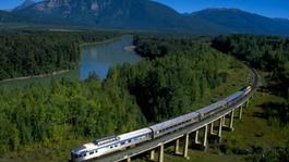 Rail Away - Canada: Prince Rupert - Jasper