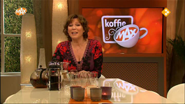 KoffieMAX Wie is de Mol?