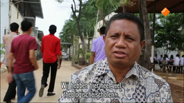 Kerkdienst - Dominee Zijn En Worden In Jakarta