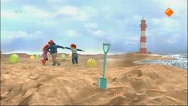 Het Zandkasteel - De Juf Op De Peutergroep
