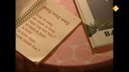 Leesdas Lettervos Boekentas - Afl. 15 Dasje Volgt Een Vossenspoor