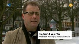 Alom Klinkt Het Woord - Amsterdam In Beweging Voor Jezus Christus - Alom Klinkt Het Woord