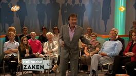 Hollandse Zaken - Pensioencrisis