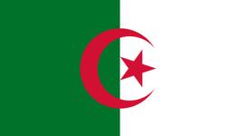 In Europa - 1958, Frankrijk/algerije.