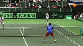 Nos Studio Sport - Nos Studio Sport Tennis Davis Cup En Wk Veldrijden