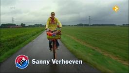 Rondje Nederland Onder de zeespiegel